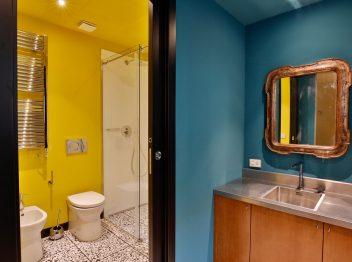 Camera con angolo cucina - Ermellina a Rubiera